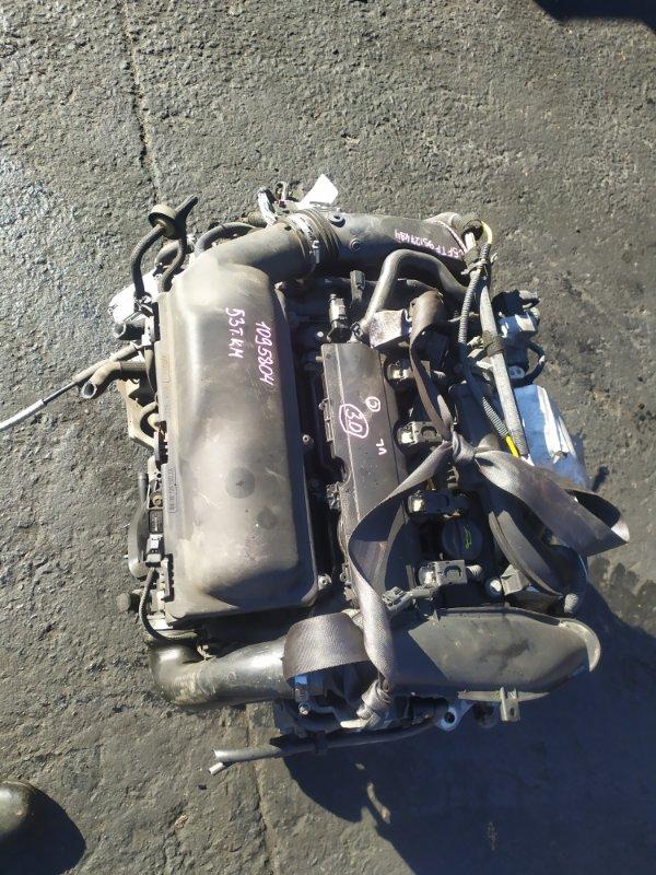 Двигатель Peugeot 308 VF34C5FTF9S127494 EP6DT (б/у)