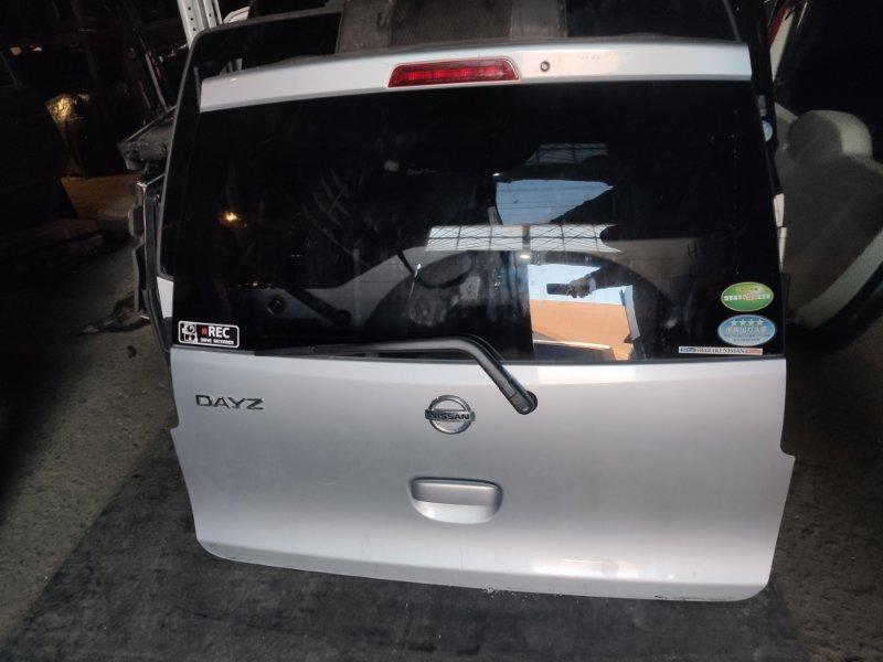 Дверь 5-я Nissan Dayz B21W (б/у)