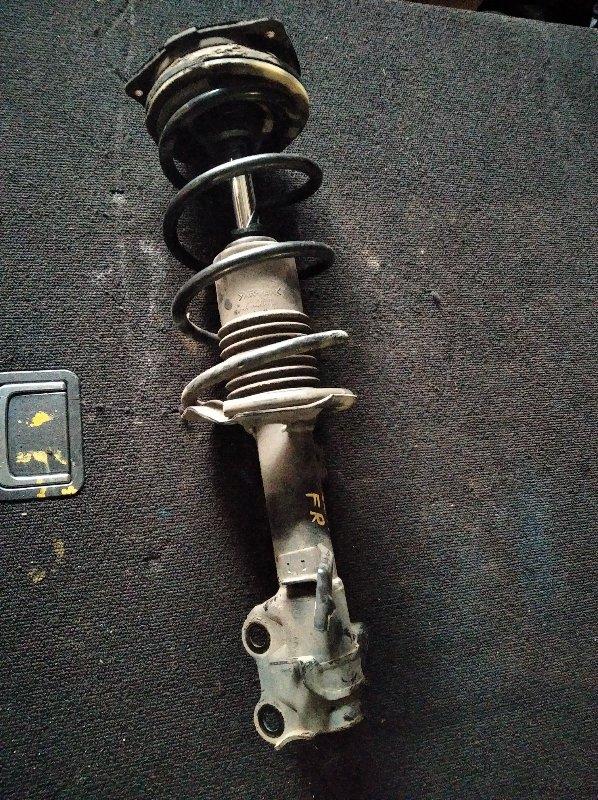 Стойка Nissan Tiida Latio SC11 HR15 передняя правая (б/у)