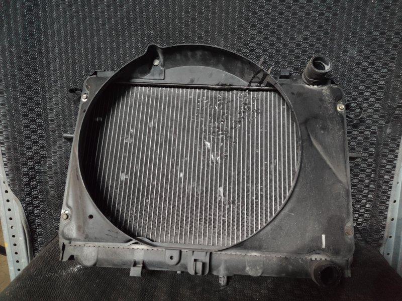 Радиатор охлаждения Nissan Vanette SK82TN F8 (б/у)