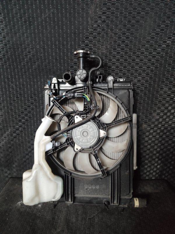 Радиатор охлаждения Nissan Dayz B21W 3B20 (б/у)