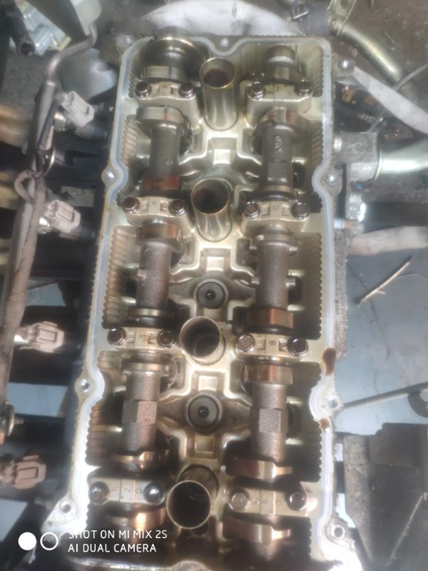Двигатель Nissan Presage TNU31 QR25 (б/у)