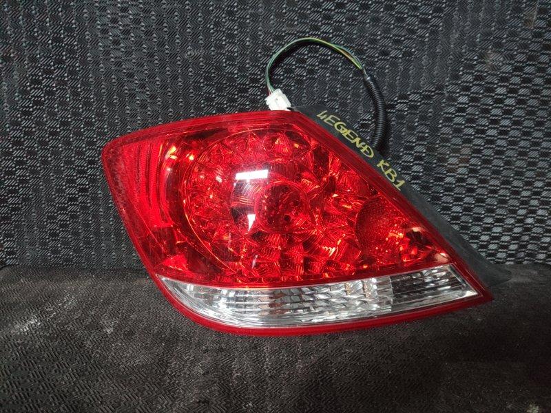 Стоп-сигнал Honda Legend KB1 задний левый (б/у)