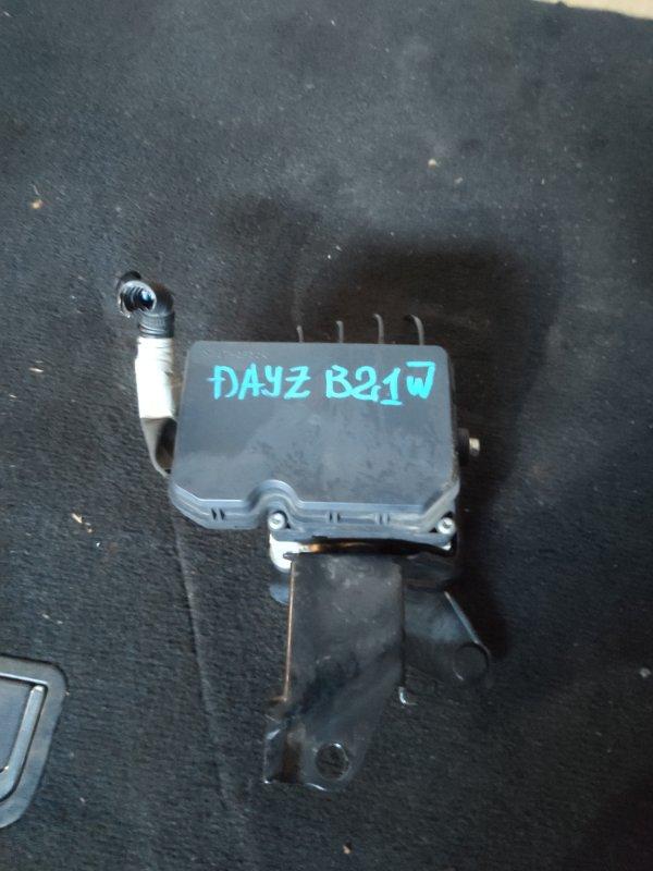 Блок abs Nissan Dayz B21W 3B20 (б/у)