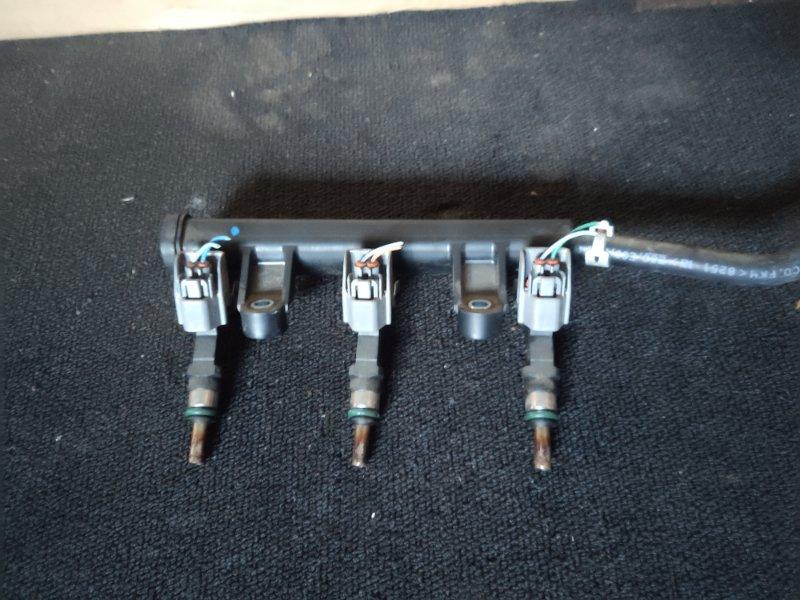 Форсунка инжекторная Suzuki Alto HA36S R06A (б/у)