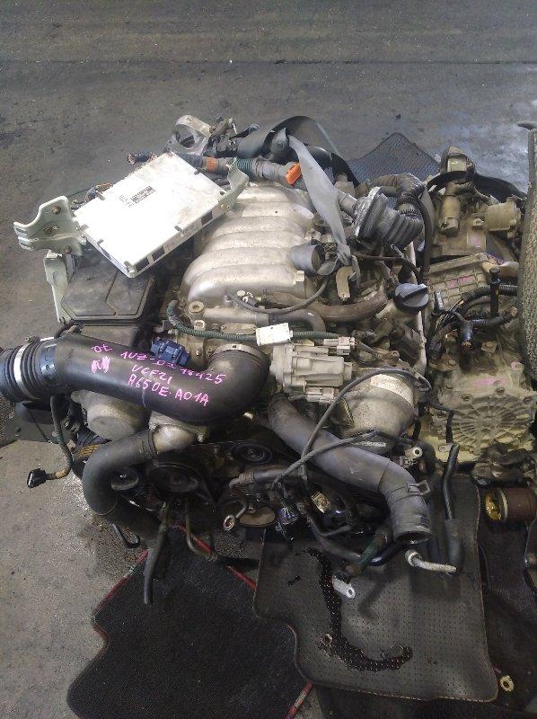 Двигатель Toyota Celsior UCF21 1UZFE (б/у)