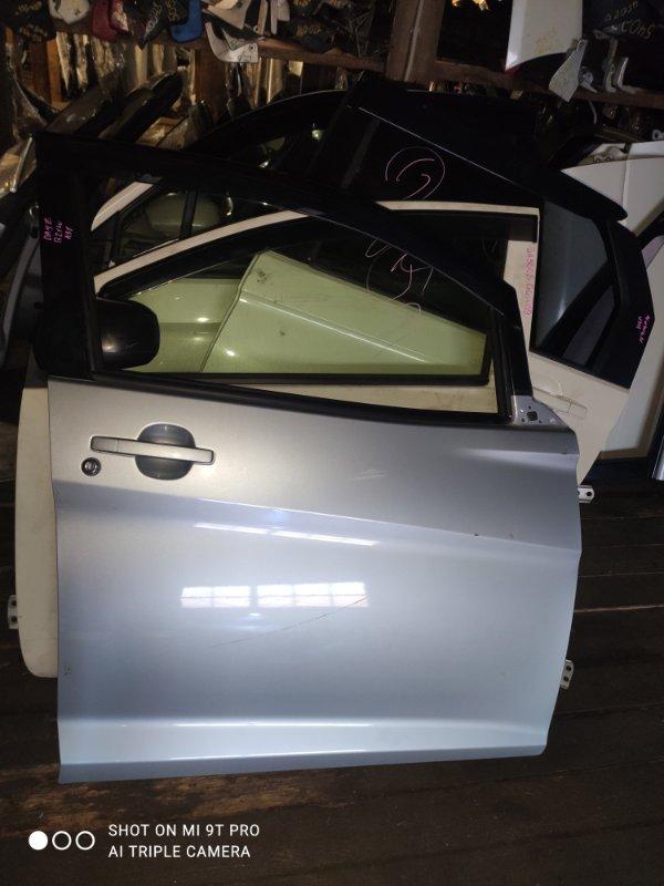Дверь Nissan Dayz B21W 3B20 передняя правая (б/у)