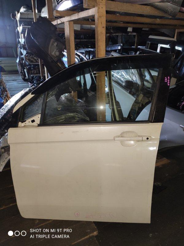 Дверь Honda N-Wgn JH1 S07A передняя левая (б/у)