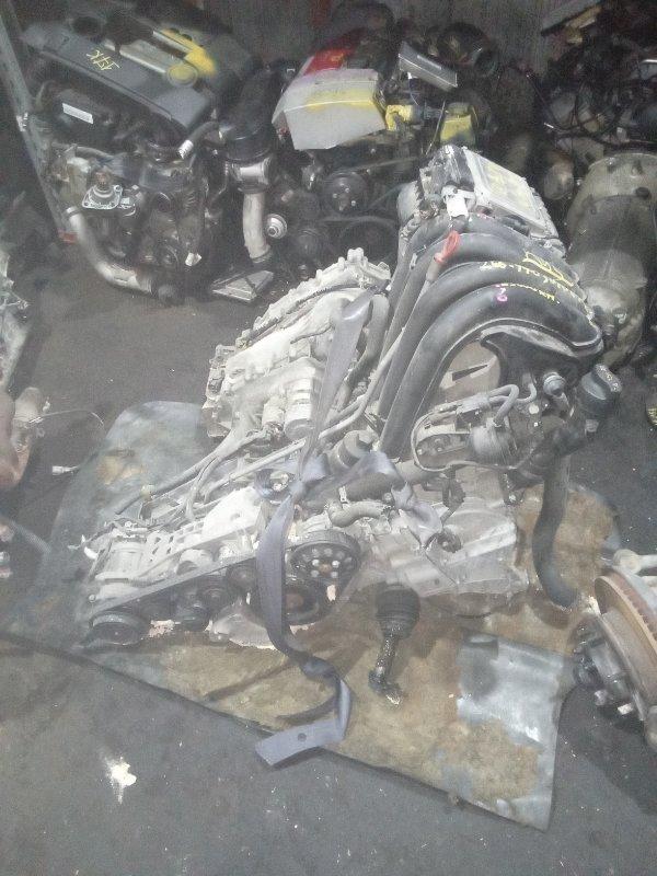 Двигатель Mercedes-Benz B180 M266 (б/у)