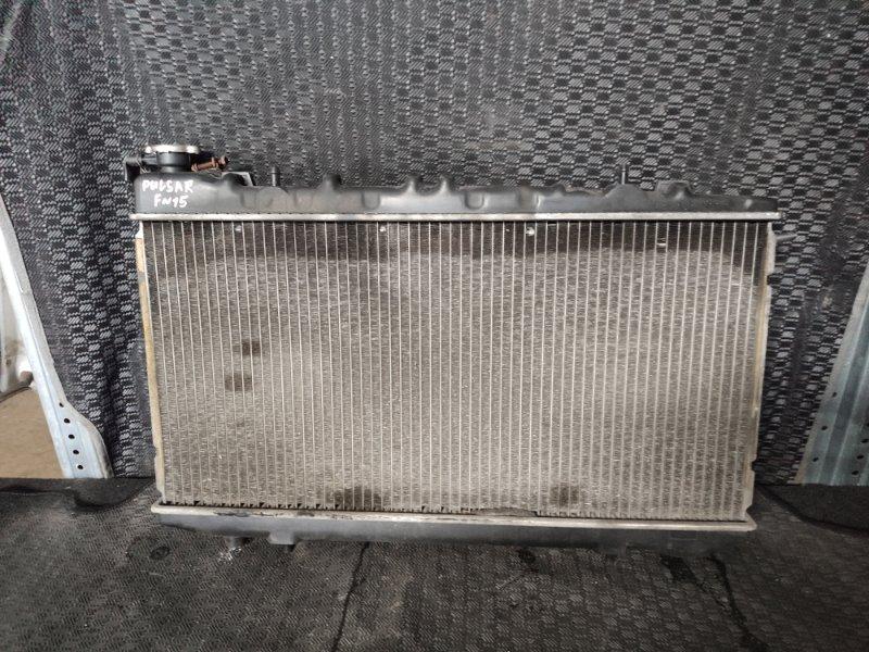 Радиатор охлаждения Nissan Pulsar FN15 GA15 (б/у)