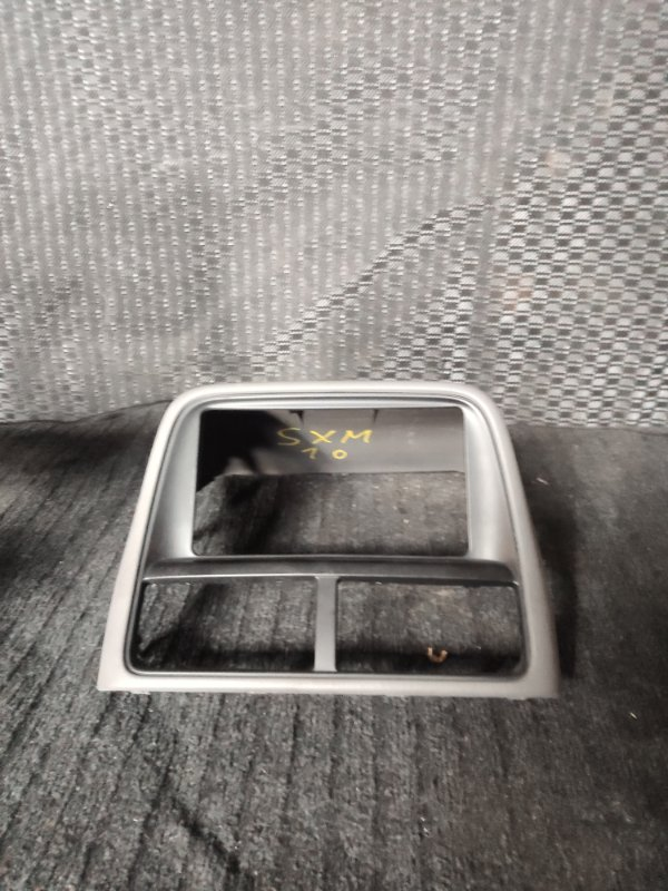Консоль магнитофона Toyota Ipsum SXM10 (б/у)