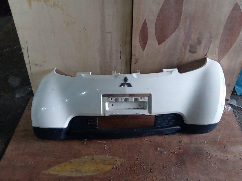 Бампер Mitsubishi I HA1W передний (б/у)