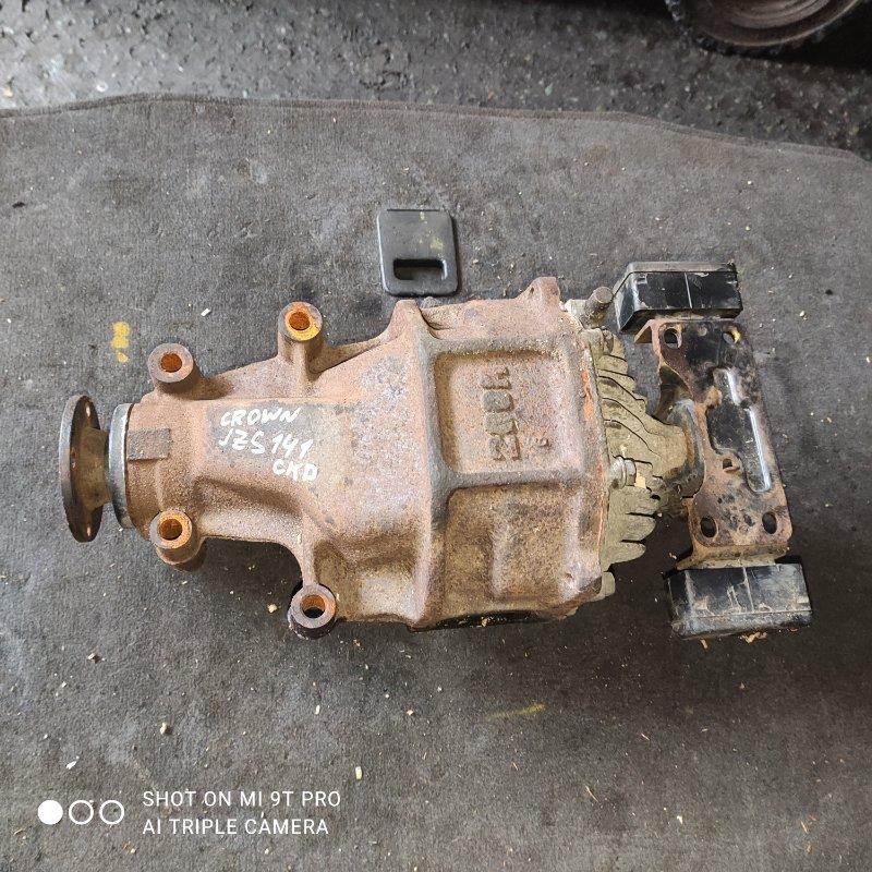 Редуктор Toyota Crown JZS141 1JZ задний (б/у)