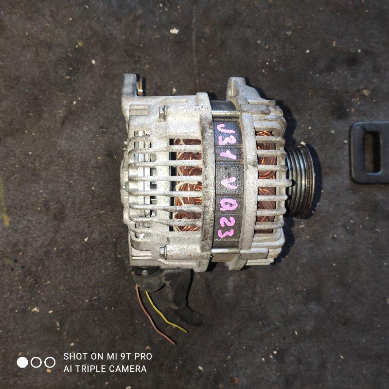 Генератор Nissan Teana J31 VQ23 (б/у)