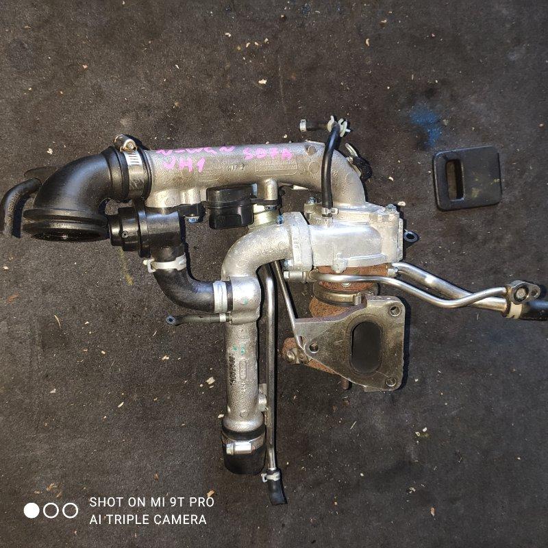Турбина Honda N-Wagon JH1 S07A (б/у)