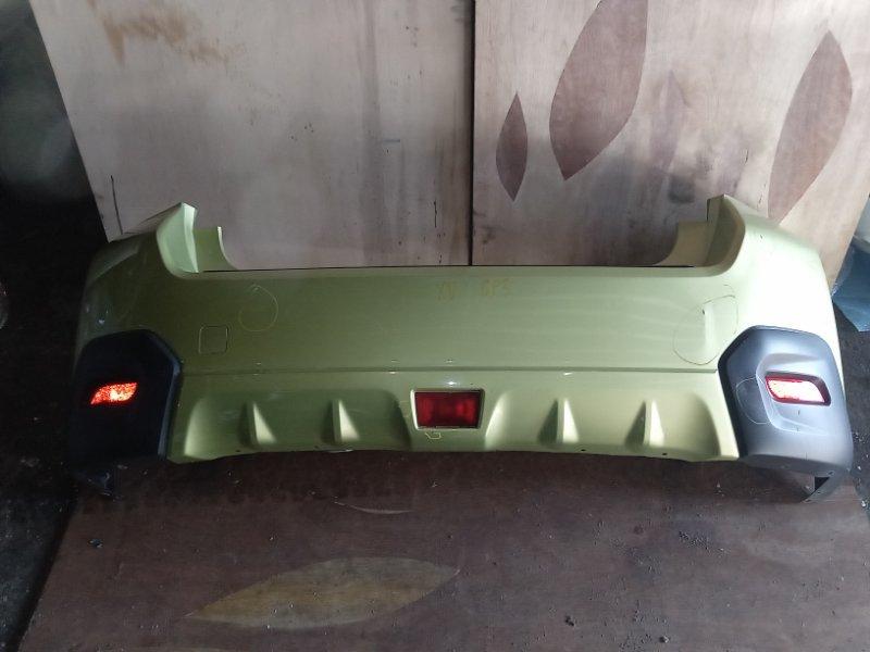 Бампер Subaru Xv GP3 задний (б/у)