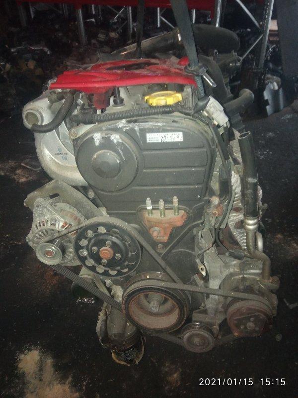 Двигатель Mitsubishi Colt Z27A 4G15T (б/у)