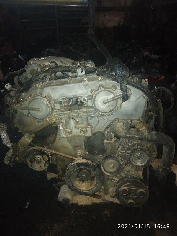 Двигатель Nissan Teana J31 VQ23 (б/у)