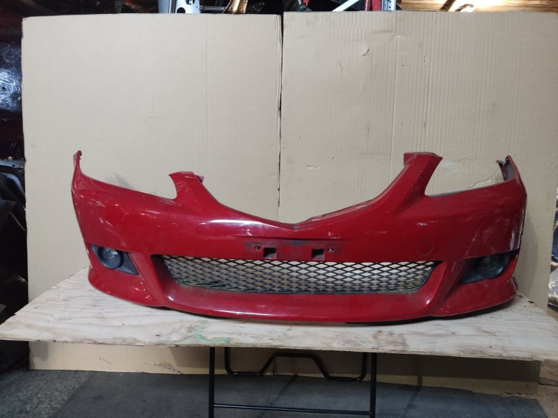 Бампер Mazda Atenza GY3W передний (б/у)