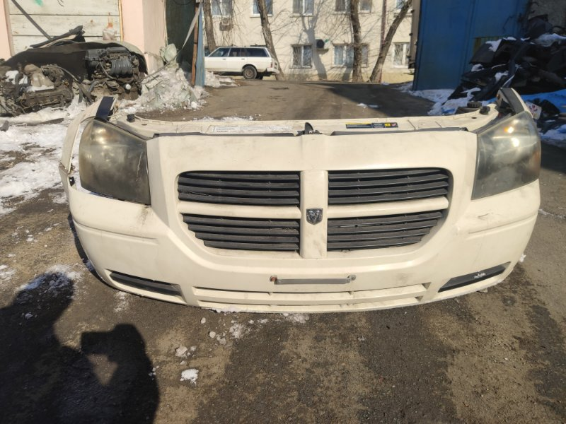 Nose cut Dodge Caliber PM 7211 (б/у)