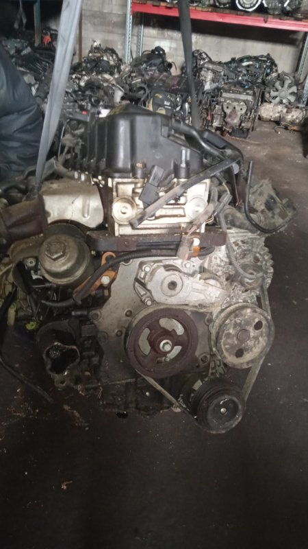 Двигатель Mini Cooper W10B16AB (б/у)