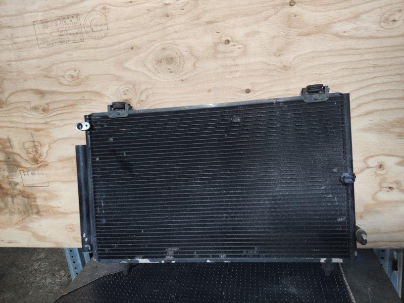 Радиатор кондиционера Toyota Allex ZZE124 1ZZ (б/у)