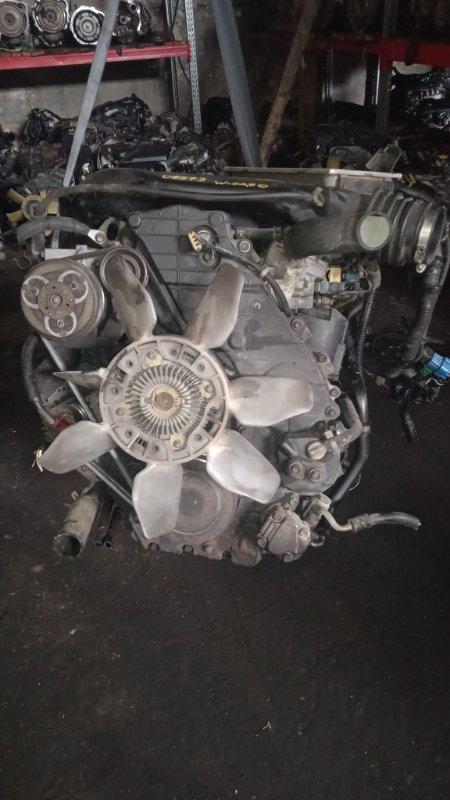 Двигатель Isuzu Wizard UES73 4JX1 (б/у)