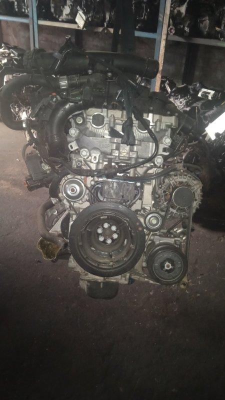 Двигатель Peugeot 2008 EB2DT (б/у)