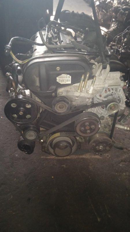 Двигатель Ford Focus DFW FYDB (б/у)