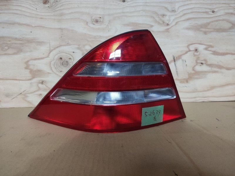 Стоп-сигнал Mercedes-Benz Slk-Class левый (б/у)
