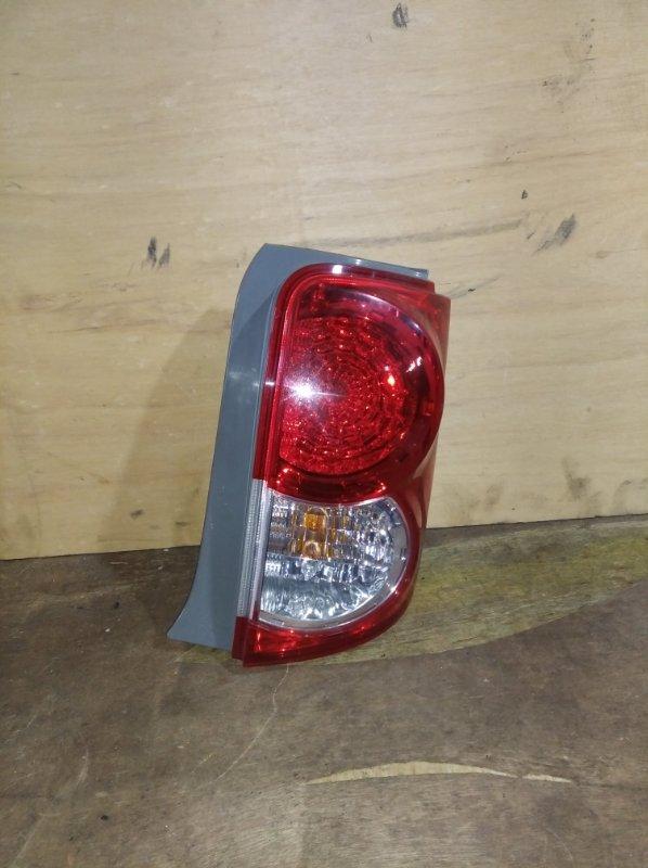 Стоп-сигнал Toyota Corolla Rumion ZRE152 задний правый (б/у)