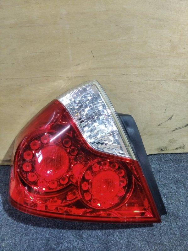 Стоп-сигнал Nissan Fuga PY50 задний левый (б/у)