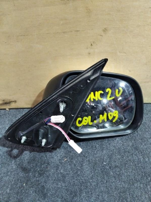 Зеркало Toyota Bb QNC20 переднее правое (б/у)