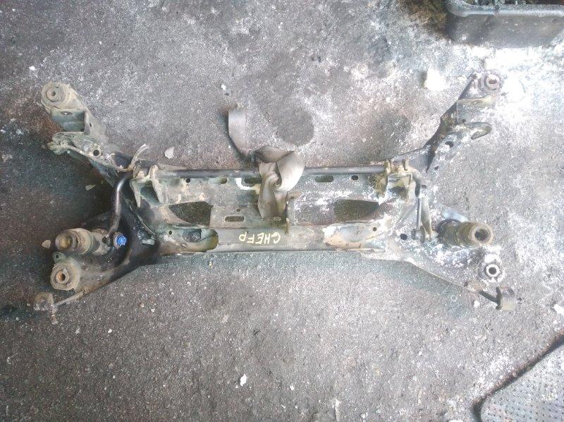 Балка под двс Mazda Atenza GHEFP LF (б/у)