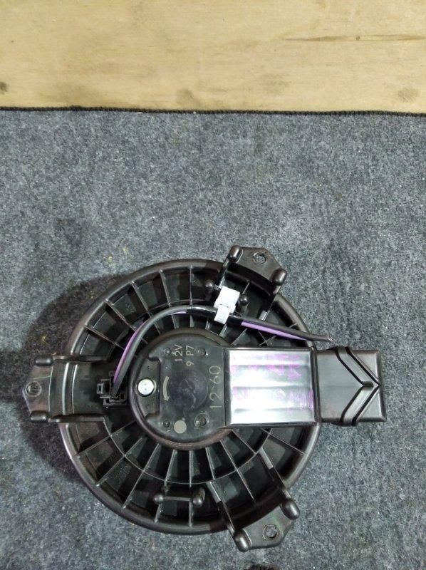 Мотор печки Toyota Porte NCP141 (б/у)