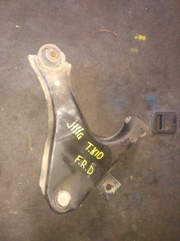 Рычаг Daihatsu Terios Kid J111G EF передний правый нижний (б/у)