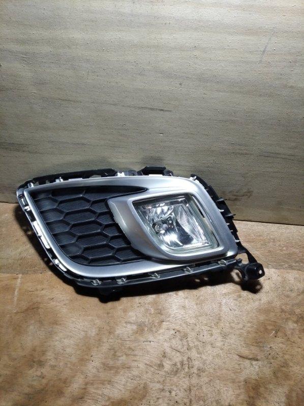 Туманка Mazda Atenza GH5AP передняя правая (б/у)