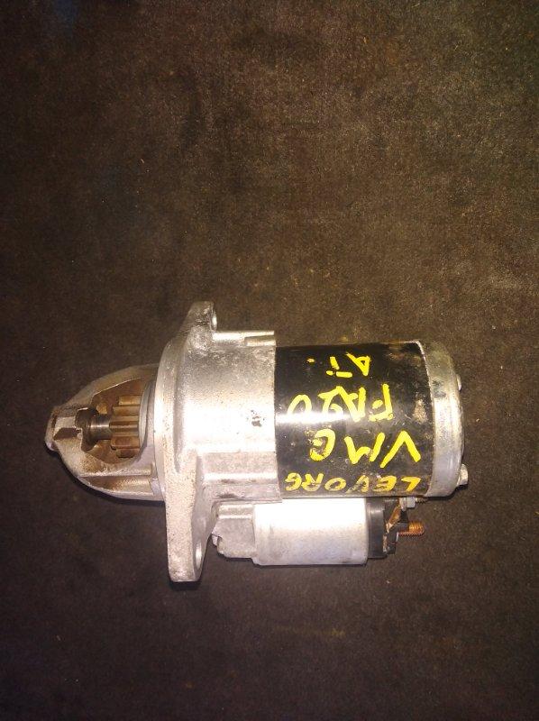 Стартер Subaru Levorg VMG FA20 (б/у)