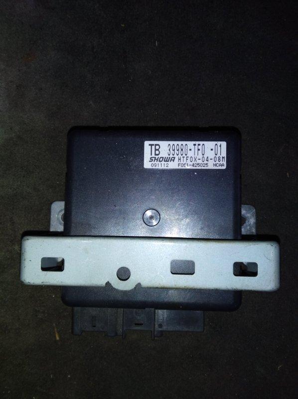 Блок управления рулевой рейкой Honda Fit GE6 L13A (б/у)
