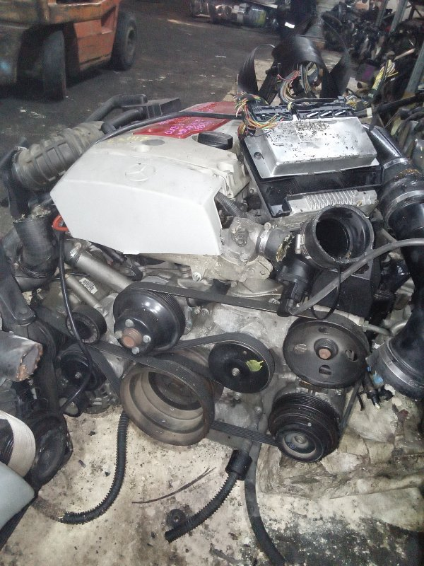 Двигатель Mercedes-Benz Slk-Class B170 111973 (б/у)