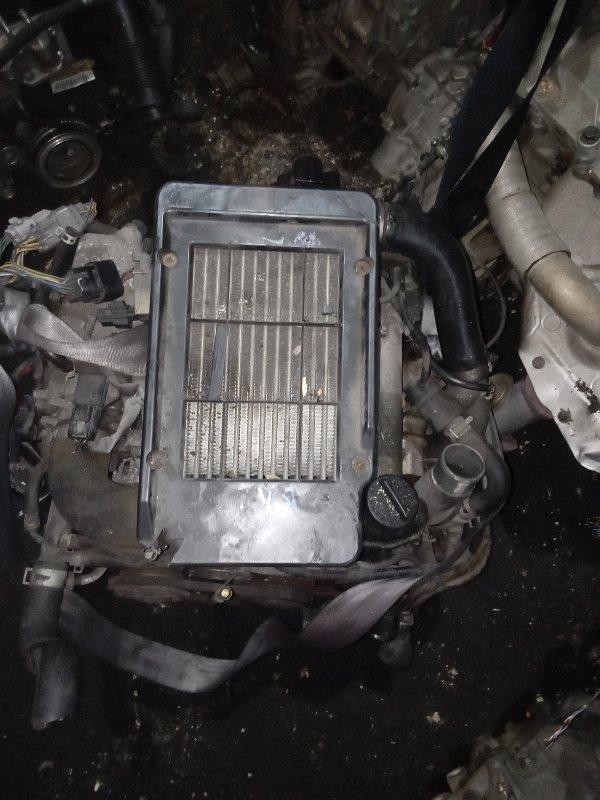 Двигатель Suzuki Jimny JB23W K6A 2002 (б/у)