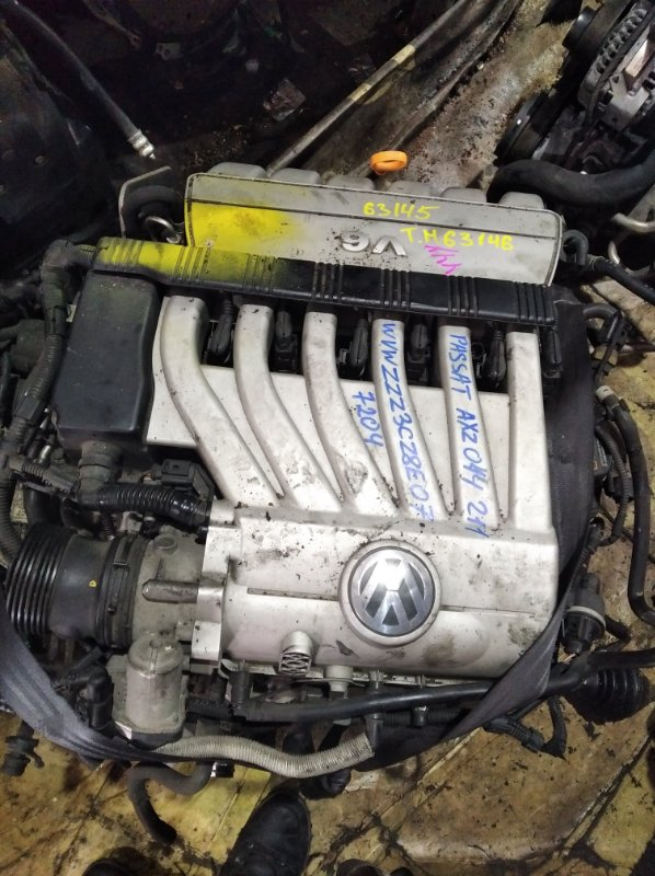 Двигатель Volkswagen Passat WVWZZZ3CZ8E077204 AXZ (б/у)