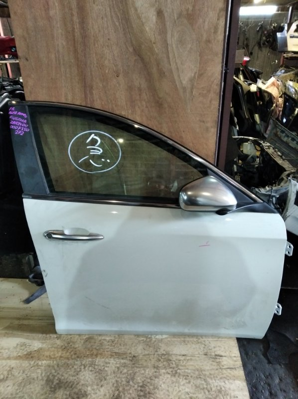 Дверь Alfa Romeo Giulietta ZAR9400007350272 передняя правая (б/у)
