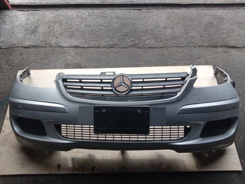 Бампер Mercedes-Benz A170 передний (б/у)