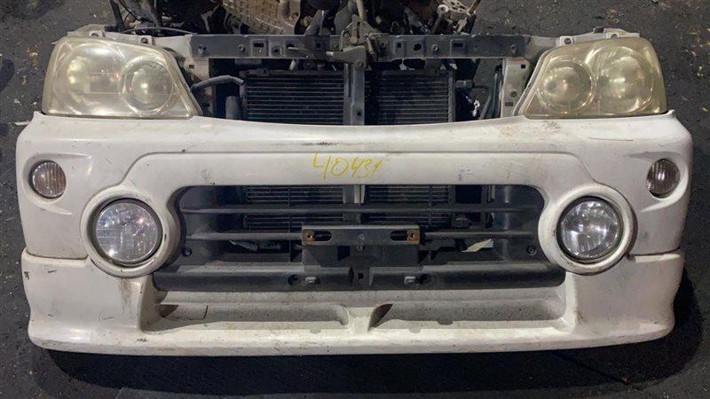 Nose cut Daihatsu Terios Kid J111G передний (б/у)