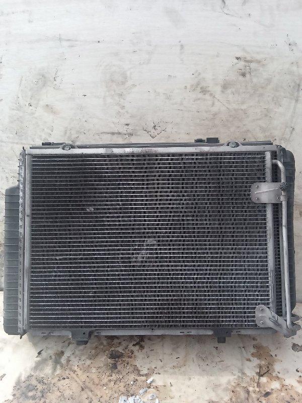 Радиатор охлаждения Mercedes-Benz Slk320 WDB1704492F225261 (б/у)