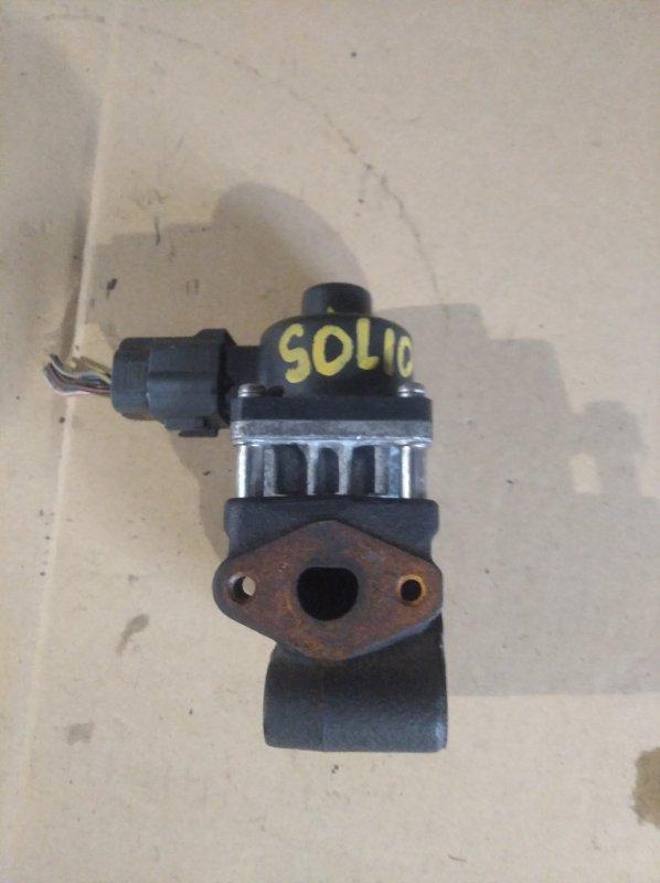 Клапан egr Suzuki Solio MA15S K12B (б/у)