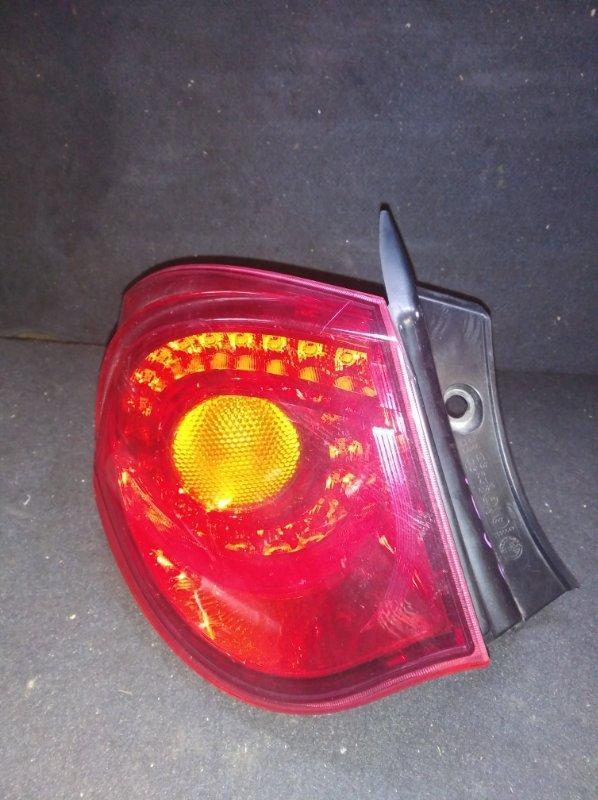 Стоп-сигнал Alfa Romeo Giulietta ZAR9400007350272 задний левый (б/у)