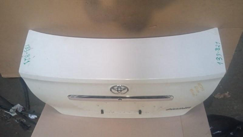 Крышка багажника Toyota Allion NZT240 (б/у)