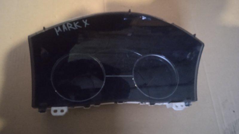 Спидометр Toyota Mark X GRX120 (б/у)